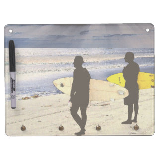 Storm Surfers Dry Erase Board