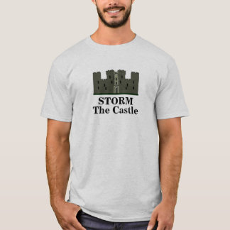 Storm The Castle! RPG Medieval History fantasy T-Shirt