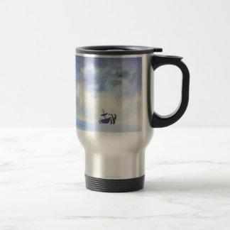 Storm-Tossed Travel Mug