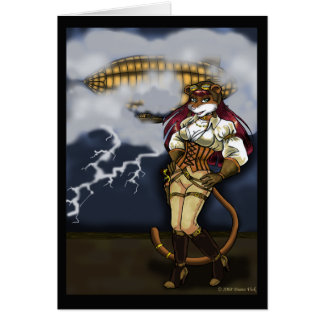Stormchaser Greeting Card