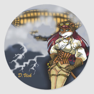 Stormchaser Sticker
