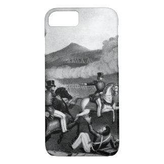 Storming of Independence Hill at the Battle of Mon iPhone 7 Case