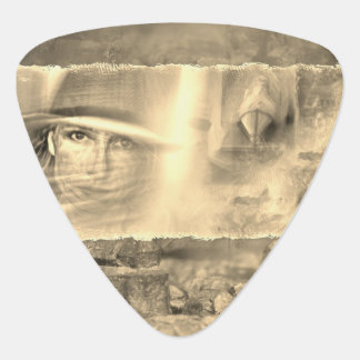 Storms of Life Guitar Pick