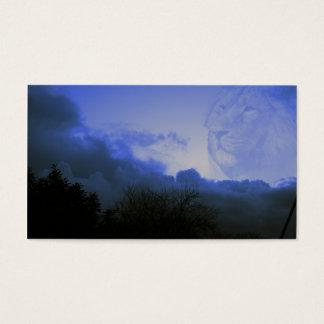 storms roar business card