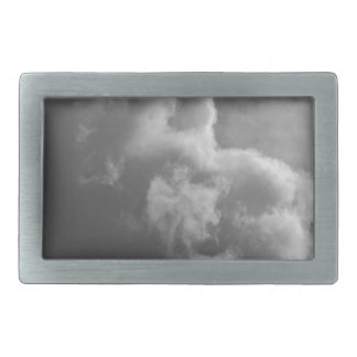 Stormy Clouds Belt Buckles