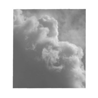 Stormy Clouds Notepad