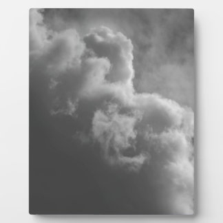 Stormy Clouds Plaque
