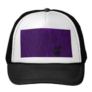 stormy night trucker hat