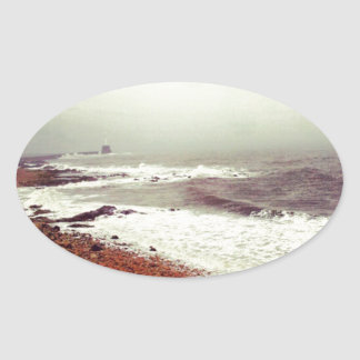 Stormy Seas Stickers