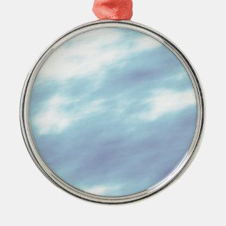 Stormy Skies Metal Ornament