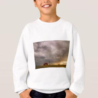 Stormy Skies On The Colorado Plains Sweatshirt