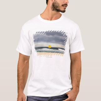 Stormy skies over Bronte Beach T-Shirt
