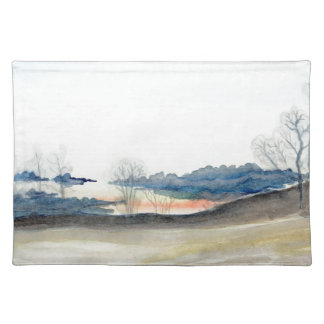 Stormy Sky Placemat