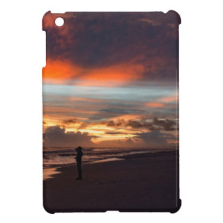 Stormy Sunset iPad Mini Cover