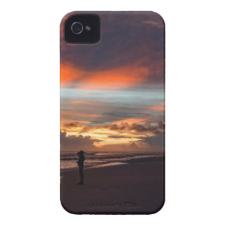 Stormy Sunset iPhone 4 Case