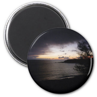 Stormy Sunset Magnet