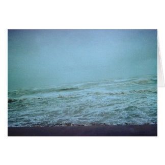 stormy waters card