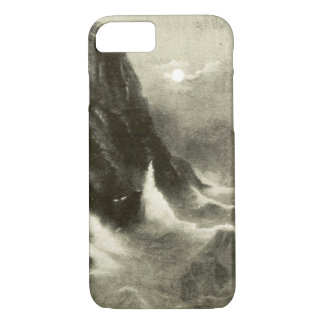 Stormy Weather Moonlight, Gay Head, the Vineyard iPhone 7 Case