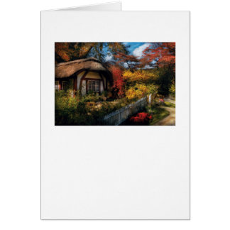 Story Book - Grannies Cottage Card