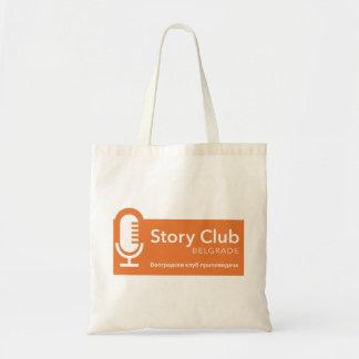 Story Club Belgrade Book Tote