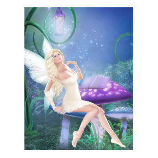 Story Fairy Postcard