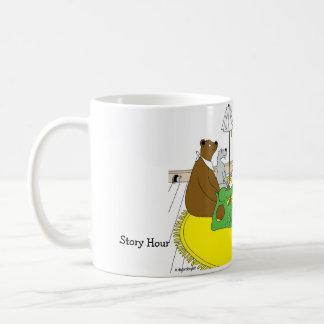 Story Hour Coffee Mug