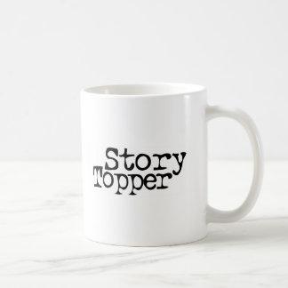 Story Topper Coffee Mug