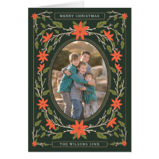 Storybook 2 Photo Christmas Card