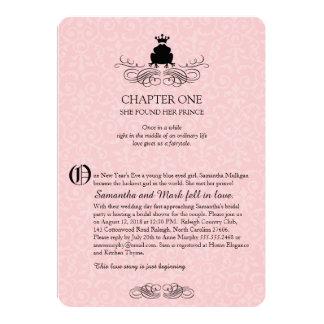 Storybook Charm   Bridal Shower Card