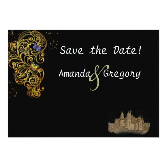 Storybook Fairy Tale Castle Invitation
