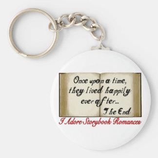 Storybook Romances Keychain