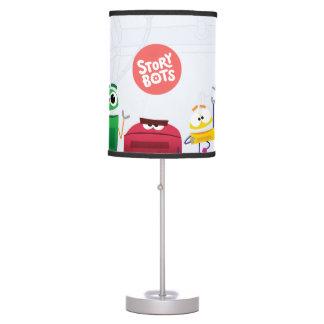StoryBots Table Lamp