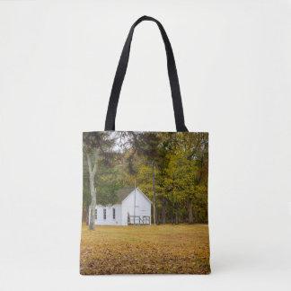 Storys Creek School Tote Bag