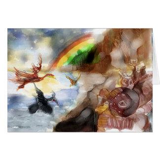 Storyteller - Clipped Wings Card