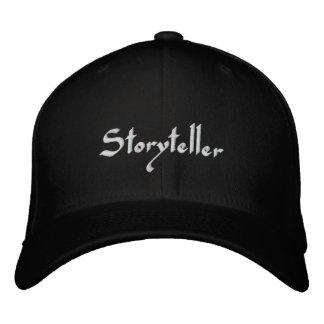 Storyteller Embroidered Hat