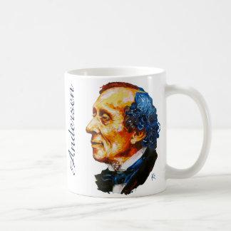 Storyteller - H. C. Andersen Classic White Coffee Mug