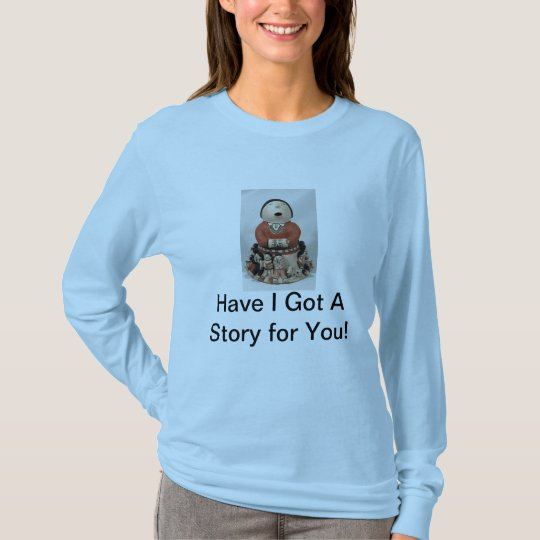 Storyteller T-Shirt 1031-1
