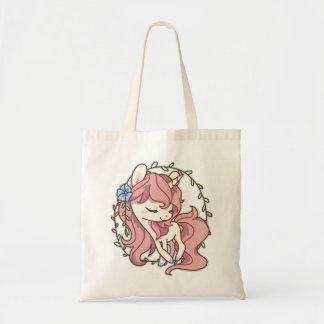 Storytime Unicorn Tote Bag