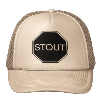 Stout Beer Trucker Hat