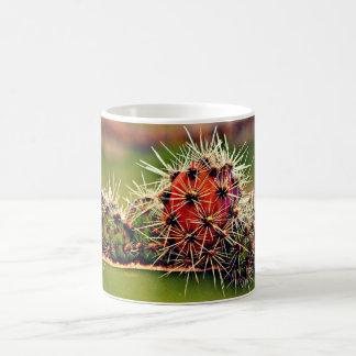 Stove Pipe Cactus Bulbs Coffee Cup/Mug Coffee Mug