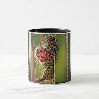 Stove Pipe Cactus Bulbs Coffee Cup/Mug Mug