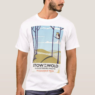 Stow-on-the-Wold,Gloucestershire, England T-Shirt