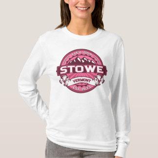Stowe Logo Honeysuckle T-Shirt