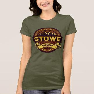 Stowe Logo Vibrant T-Shirt