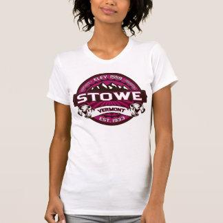 Stowe Raspberry T-Shirt