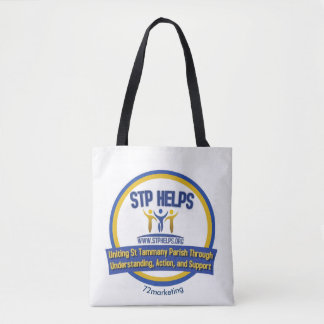 STP Helps 72marketing noel estes tote