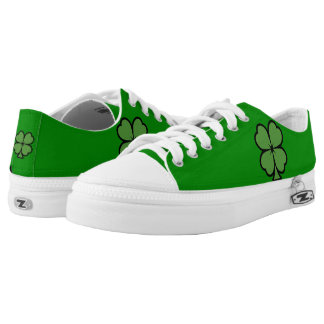 STPATRICKS DAY LUCK OF THE IRISH Low-Top SNEAKERS