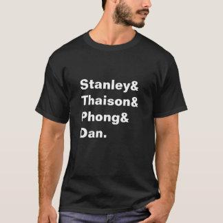 STPD Stanley&Thaison&Phong&Dan. T-Shirt