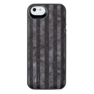 STR1 BK-MRBL BK-WCLR iPhone SE/5/5s BATTERY CASE