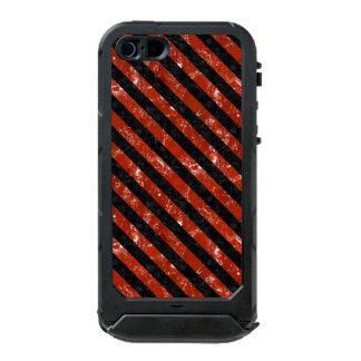 STR3 BK-RD MARBLE (R) INCIPIO ATLAS ID™ iPhone 5 CASE